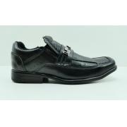 Sapato Social Infantil Menino Staty Preto 27 ao 36 - 226A