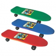 Skate Infantil Mini Lugo Cores Diversas 6+