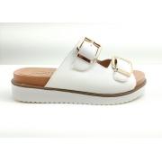 Tamanco Slide Flat Bebecê Casual Fashion Feminino Adulto T2239-462