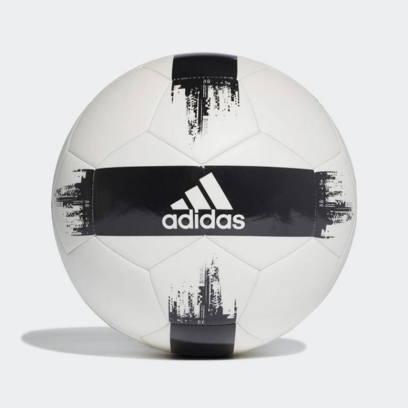 Bola Adidas Futebol de Campo EPP II Branco Preto