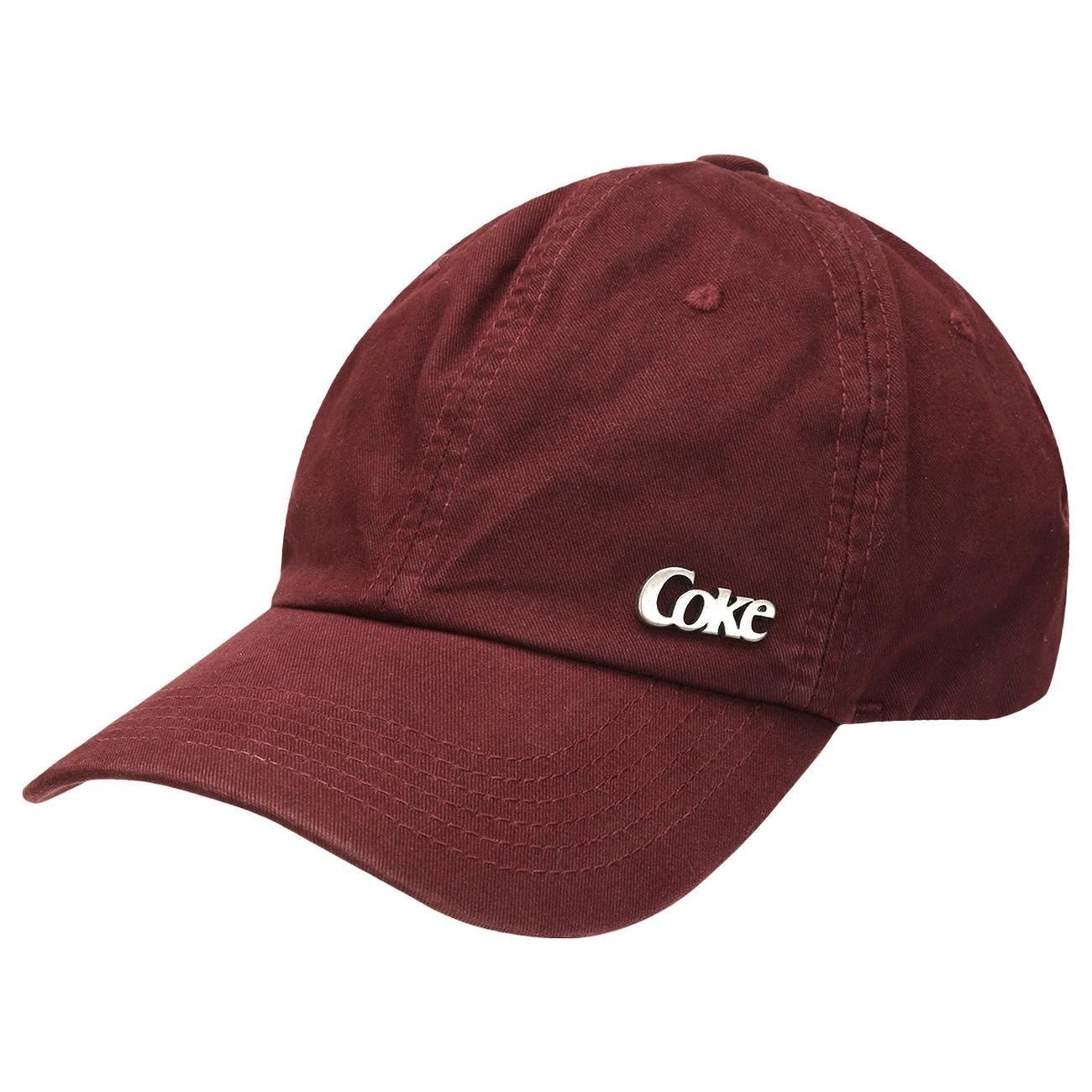 Boné Coca-Cola Coke Metal Frente Esquerda Multicores