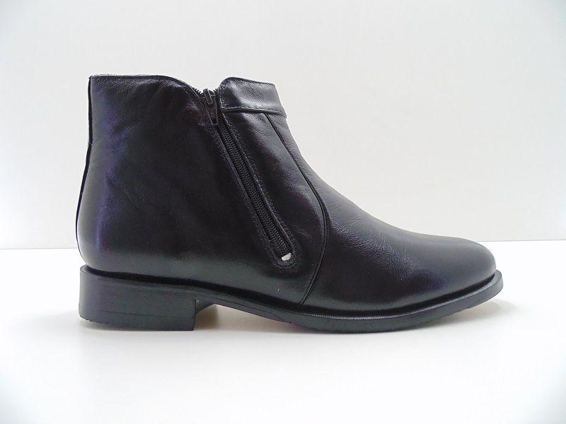 Bota Capelli Boots Social Em Couro Masculino Ad 730