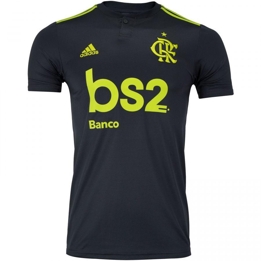Camisa Adidas Flamengo CRF 3 JSY Carbon EV6247