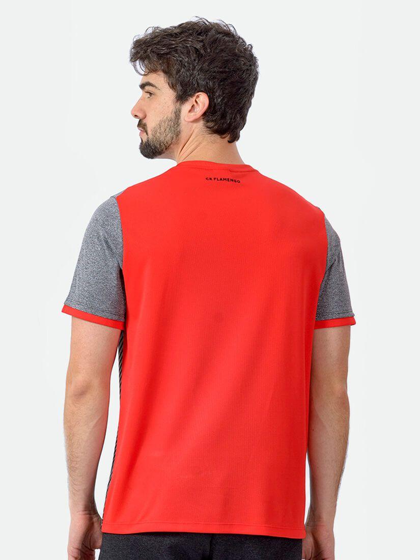 Camisa Braziline Flamengo Cooper Masculino Adulto