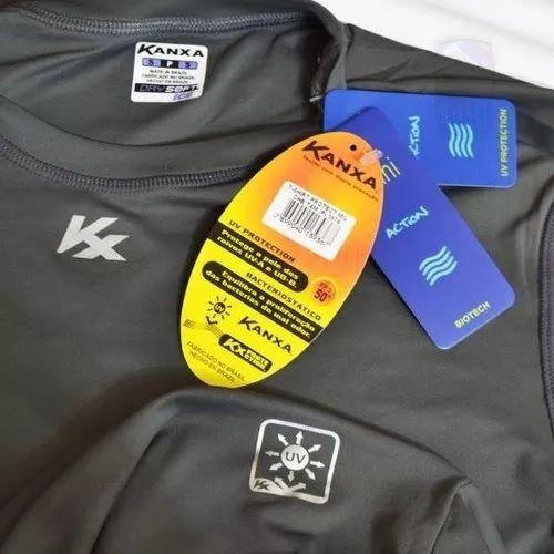 Camisa Kanxa Térmica Proteção Uv Manga Longa Adulto 5874