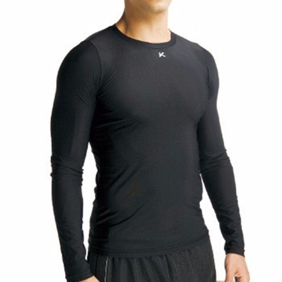 Camisa Térmica Kanxa Alta Compressão Manga Longa Ice 7164