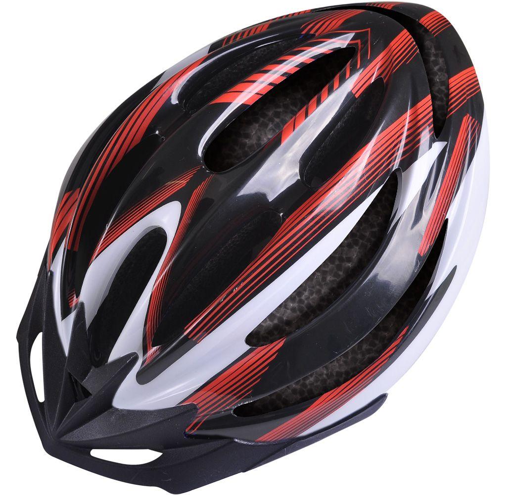 Capacete Poker Bike Cilcismo Out Mold Windstorm 09058