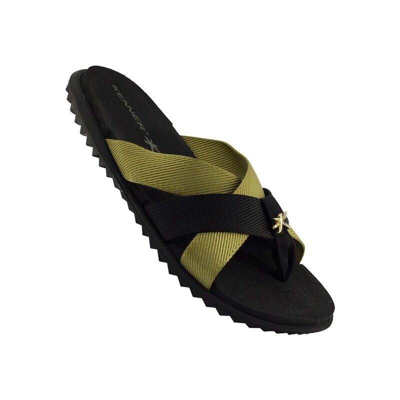 Chinelo Kenner Rhaco Spider Duo Gold Caq
