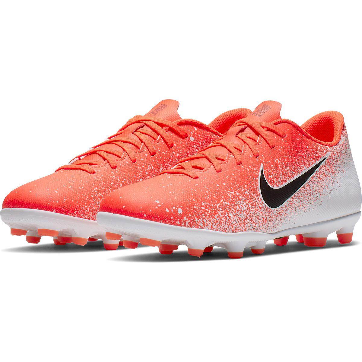 Chuteira Campo Nike Vapor 12 Club FG Mg Ah7378801