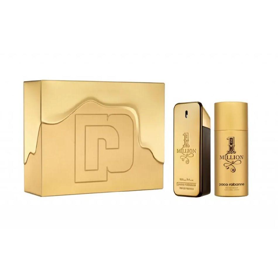 Kit Coffret Perfume 1 Million Edt 100ML + Desodorante 150ML