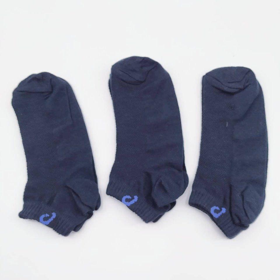 Meia Pegada Socks Casual Kit Com 3 Pares 37/43 1004-01