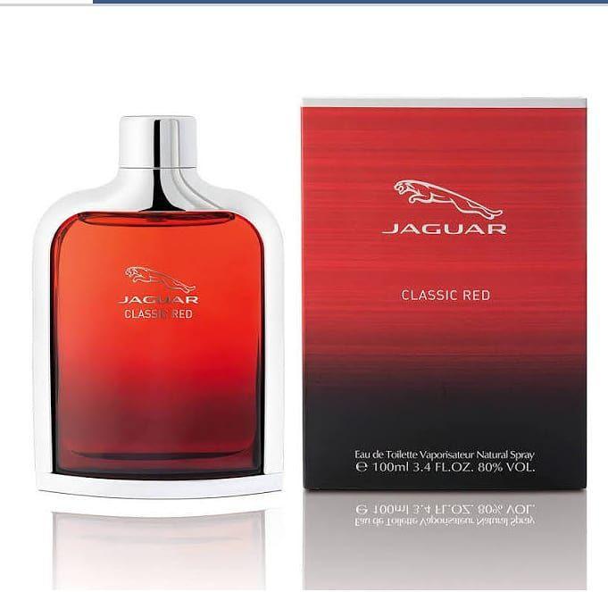 Perfume Jaguar Classic Red Masculino Edt 40ML