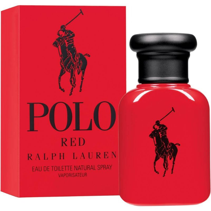 Perfume Rl Polo Red Homme Edt 40ML