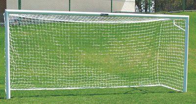 Rede Master Futebol De Campo Fio 4MM Seda 7,50M X 2,50M Uv