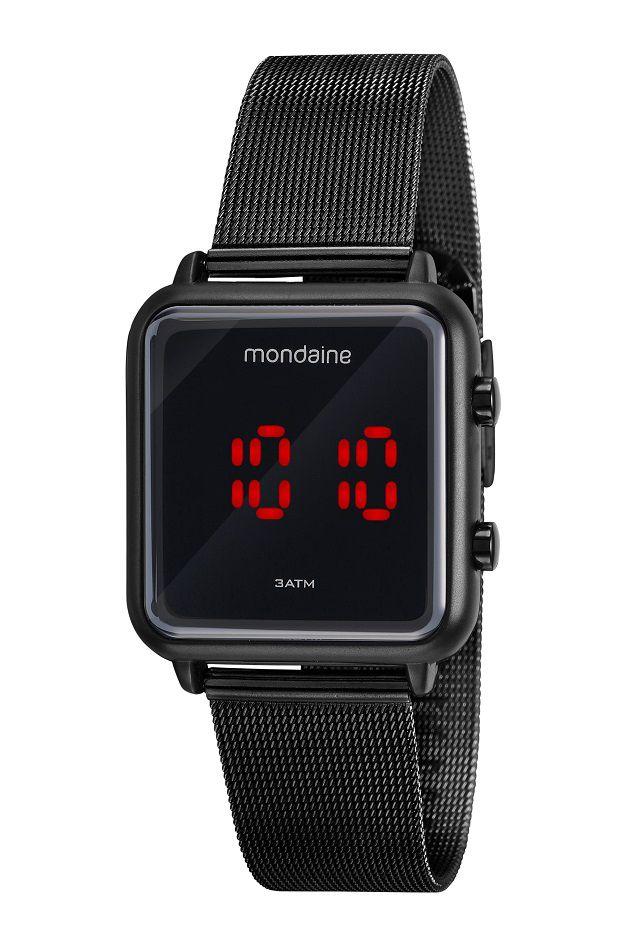 Relógio Mondaine Digital Feminino 32008MPMVPE3