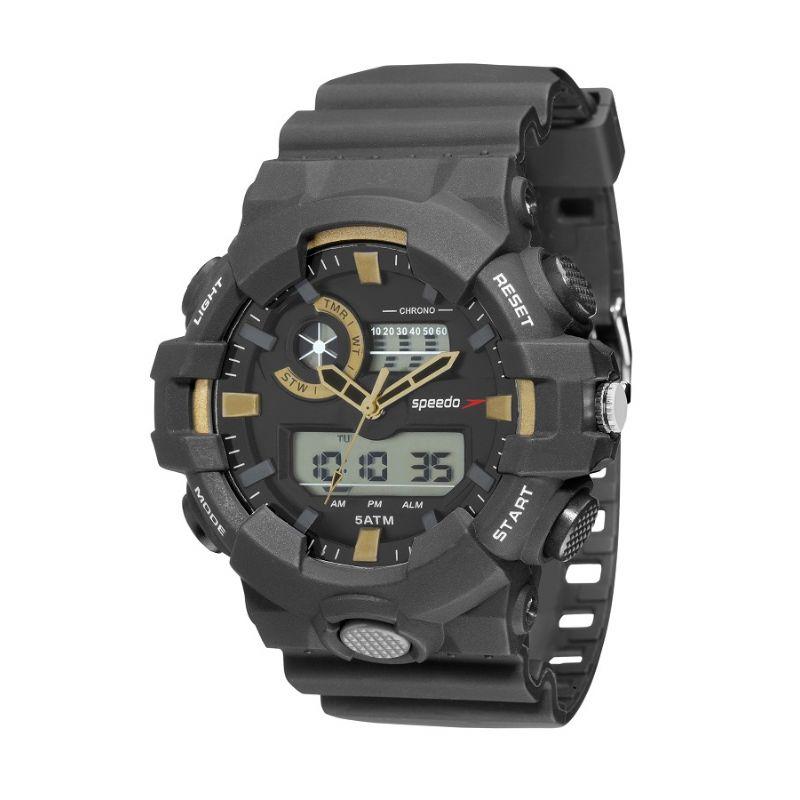 Relógio Speedo Masculino Adulto Feixo Plástico 81156G0EVPN1