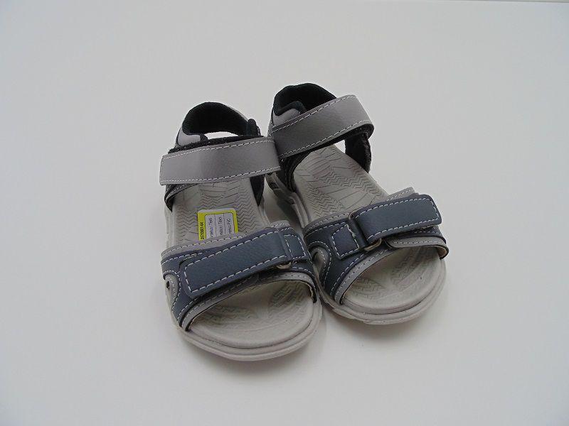SANDÁLIA FUFFY INFANTIL MENINO COM REGULAGEM 70001-166