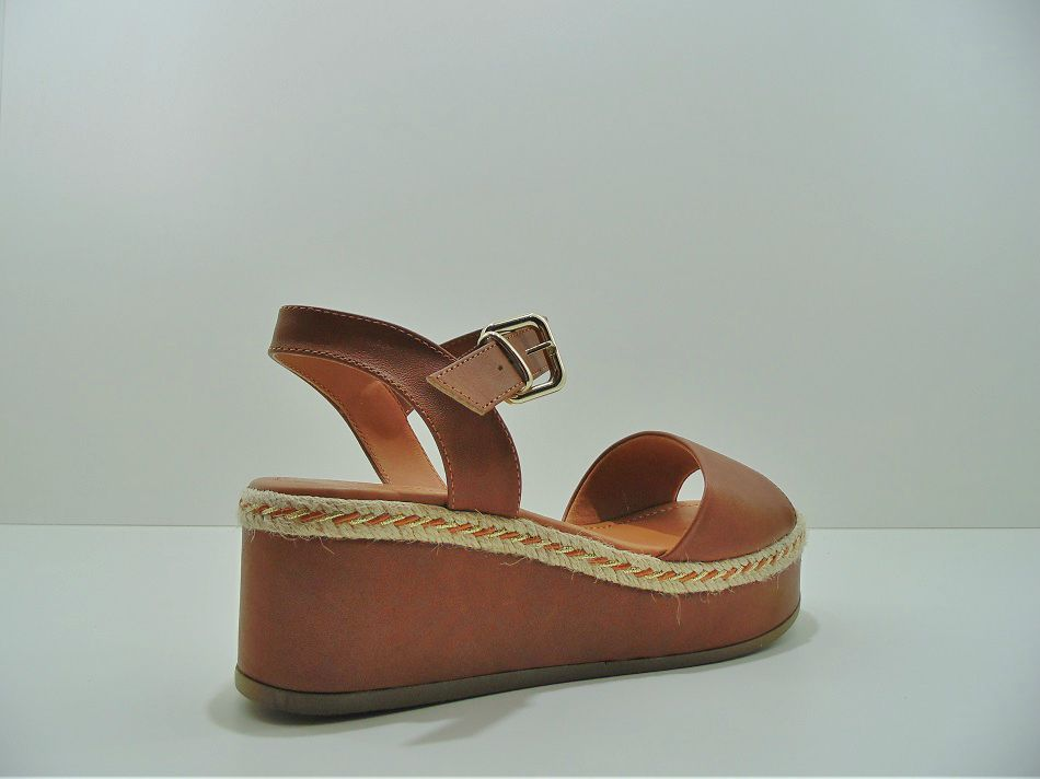 Sandália Plataforma Bebecê Confort 4019-109