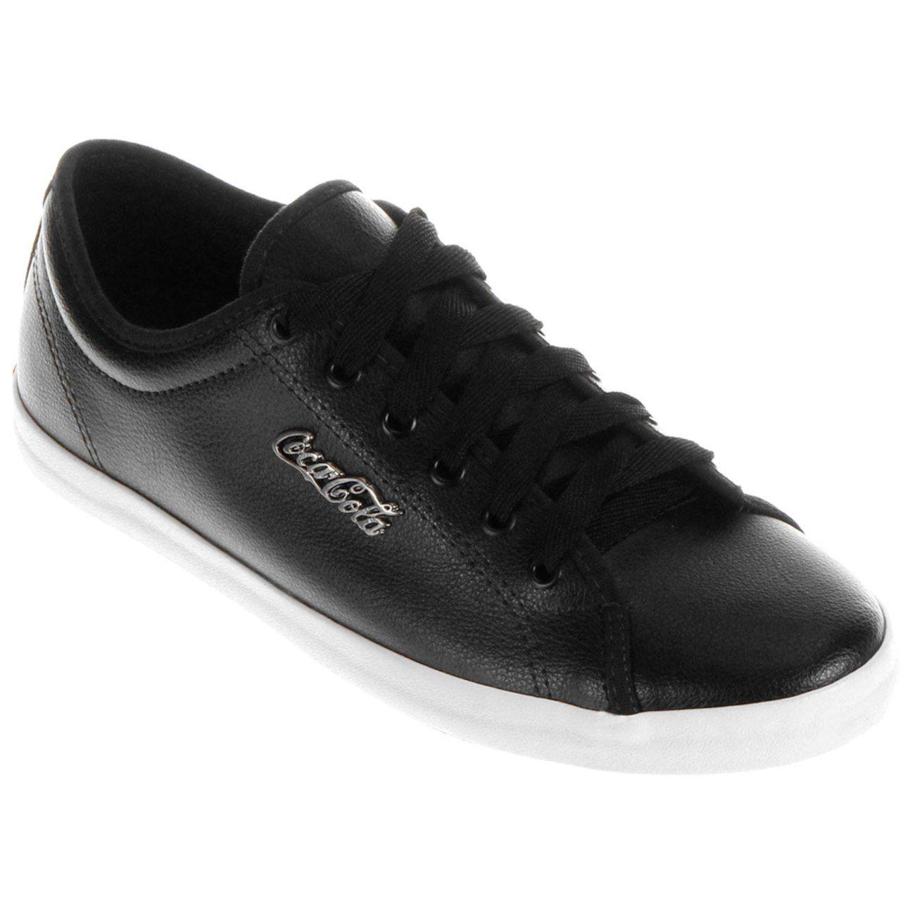 Sapatênis Coca-Cola Shoes Casual Confort Marx CC0800 Masc Ad