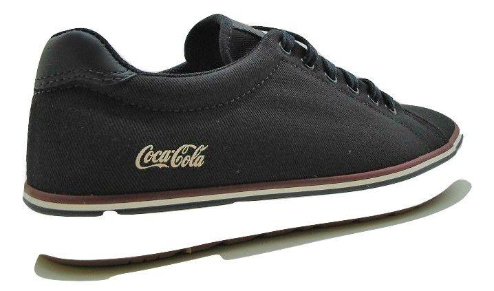 Sapatênis Coca Cola Shoes Soho Masculino Adulto CC1642