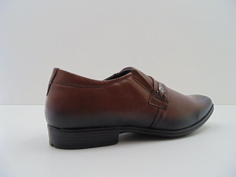 Sapato Pegada Social Confort Masculino Ad 122317-02