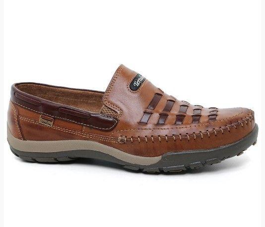 Sapato Tertuliano Mocassim Solado Alto 058