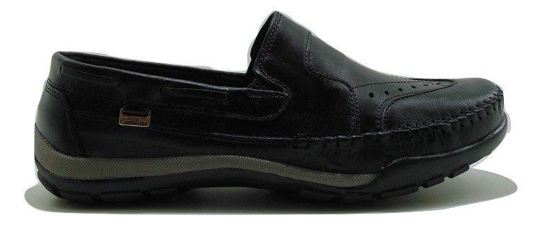 Sapato Tertuliano Mocassim Confort Solado Alto 068