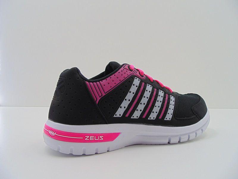 Tênis Zeuz Feminino Caminha Corrida Esporte