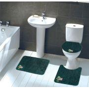 Jogo Banheiro Oceano Aplique