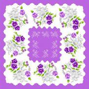 Toalha de Mesa Quadrada -  3016V01