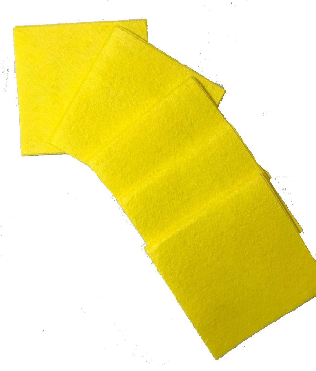 Pano Amarelinho Para Limpeza