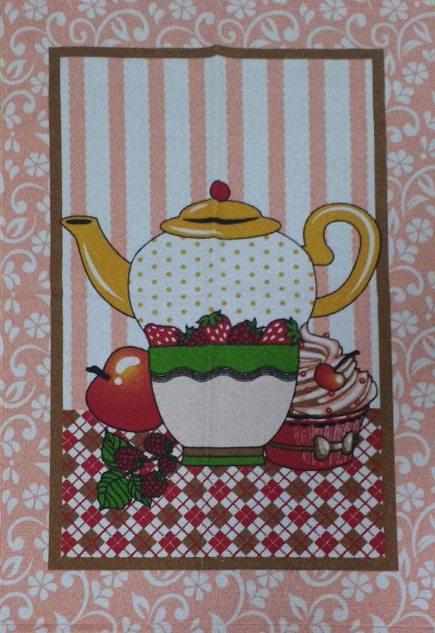 Pano Atoalhado H.Carvalho - Doce Café