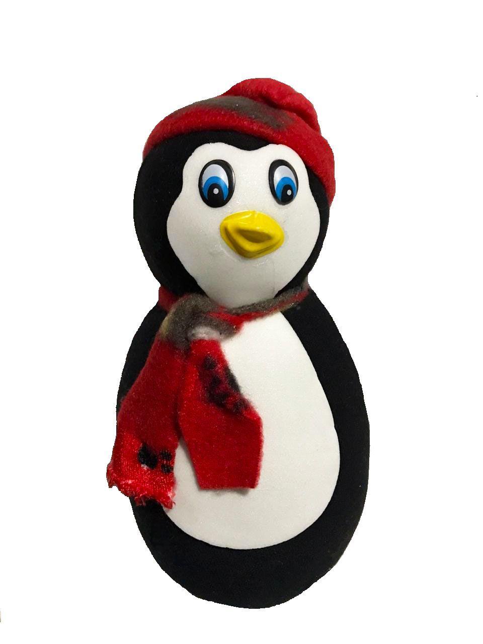 Peso de Porta - Pinguim
