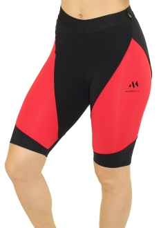 Bermuda Black With Red