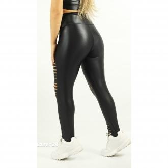 Calça Legging Laser Esportiva Para Academia Fitness