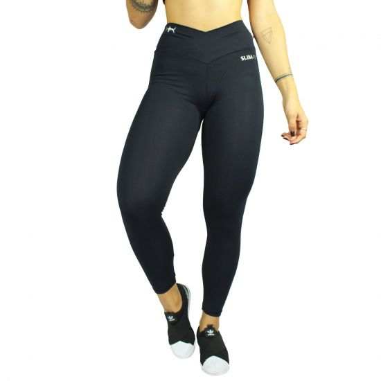 Calça Legging Slim-Fit