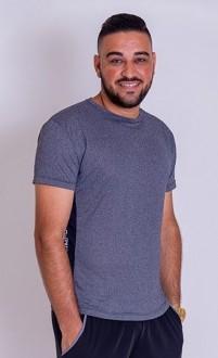 Camiseta Grey Air