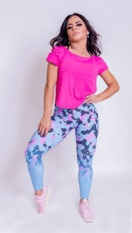 Legging 272 Blue