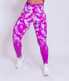 Legging 272 New Pink