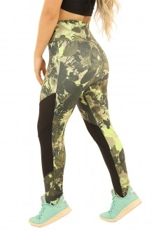 Legging Air Collor Natureza