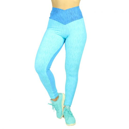 Legging Blue