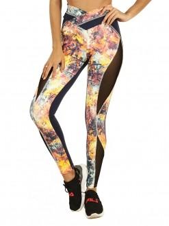 Legging Mix Print