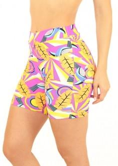Shorts Estampado UP