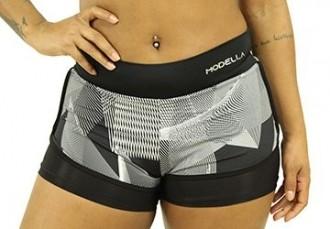 Shorts Sobreposto