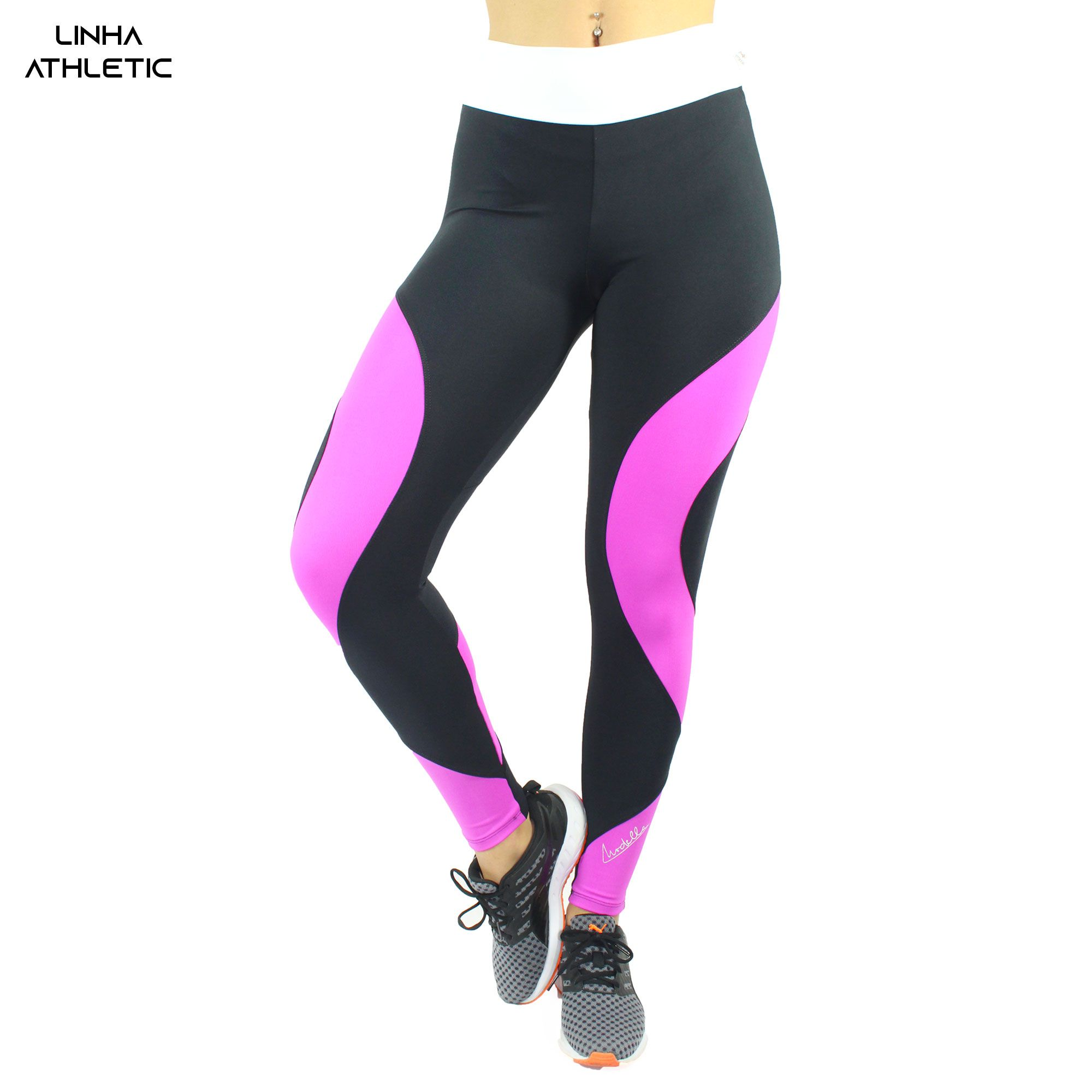 Legging Athletic By Gracyanne Barbosa