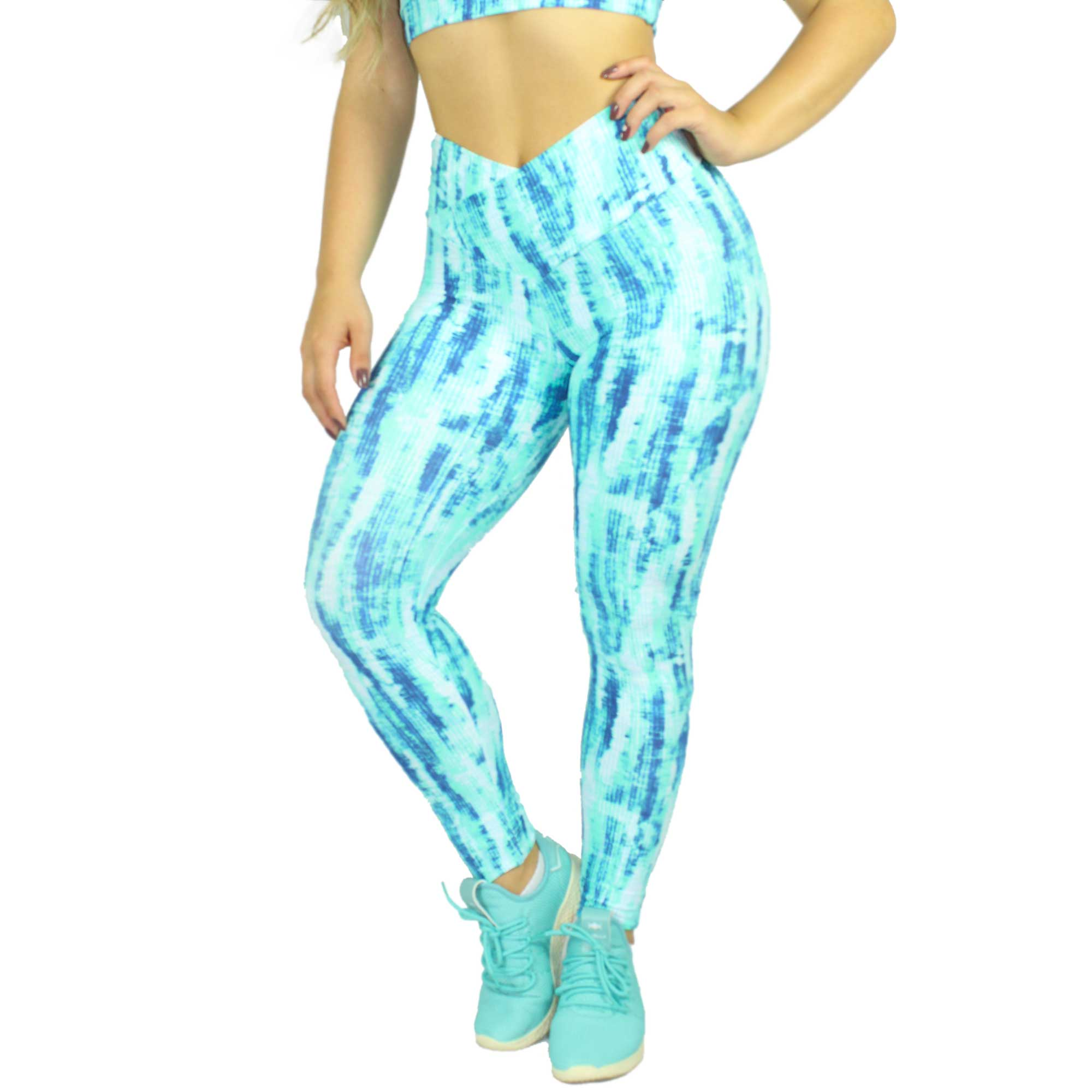 Legging Acqua  - Gracyanne Barbosa