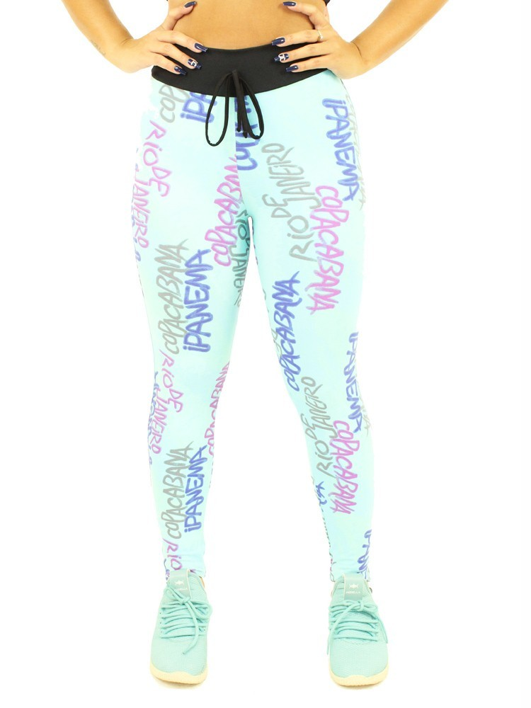 Legging Collor Fit Rio