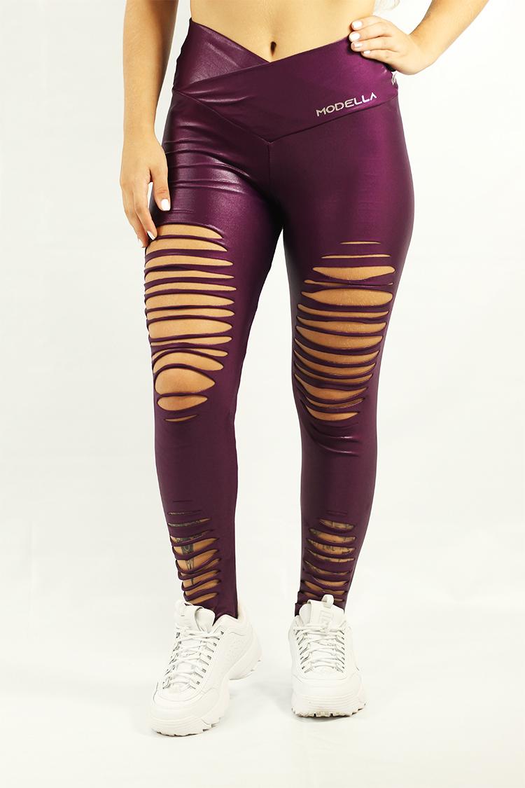 Legging Giletada Purple
