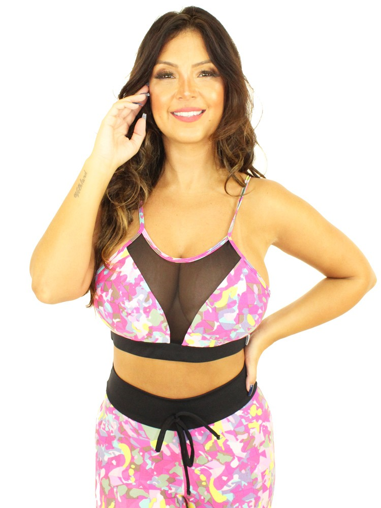 Top Collor Fit