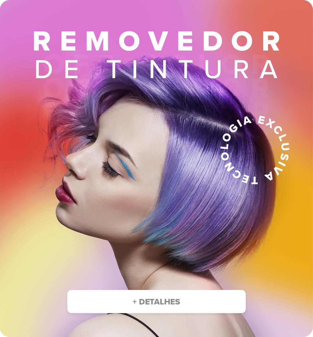 removedor de coloração